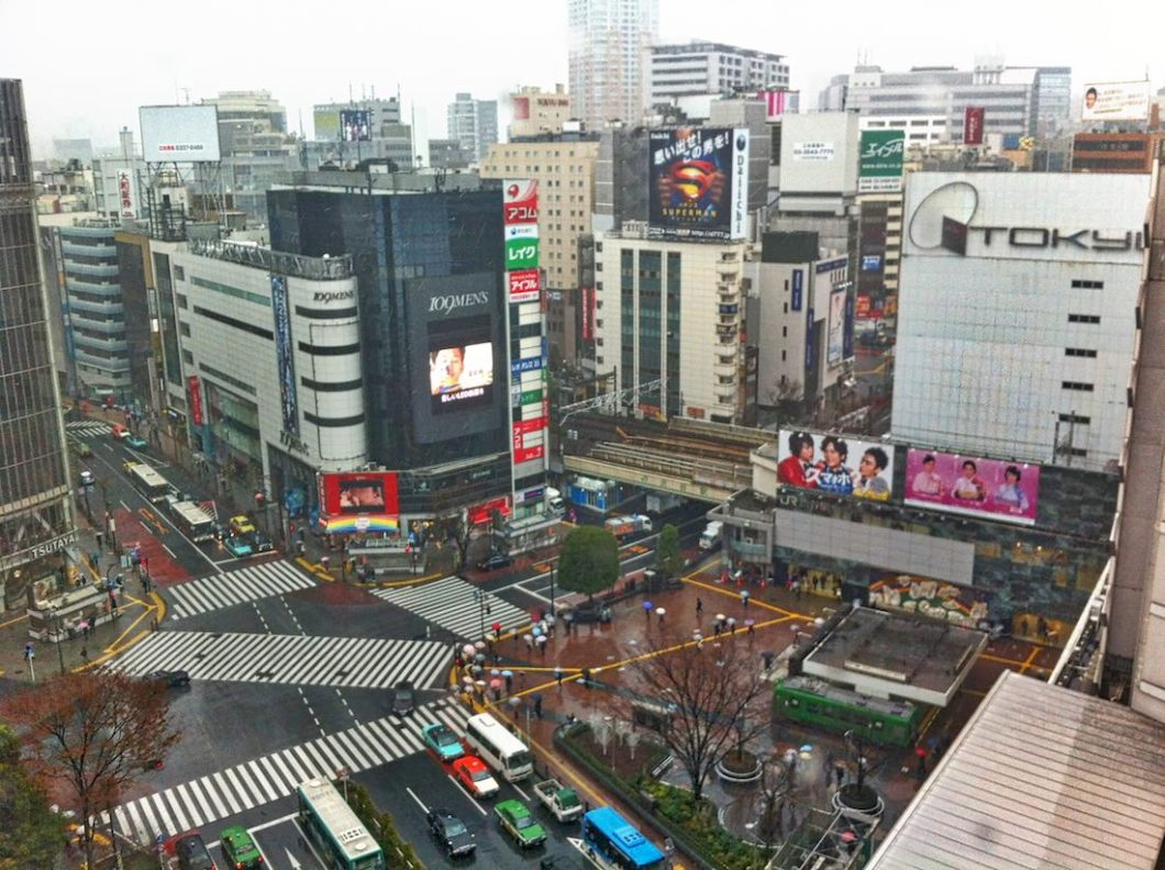 shibuya-crossing-wet