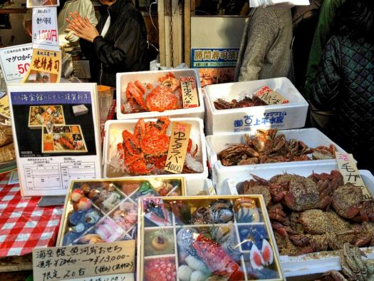 tsukiji-market-seafood-display