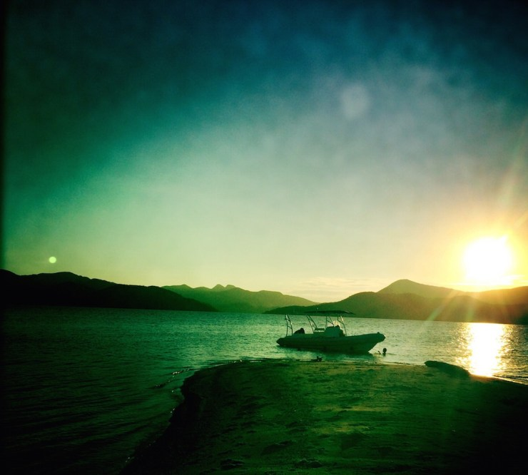 coron-sunset