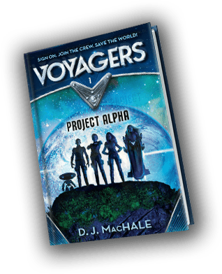 voyagers hq book series