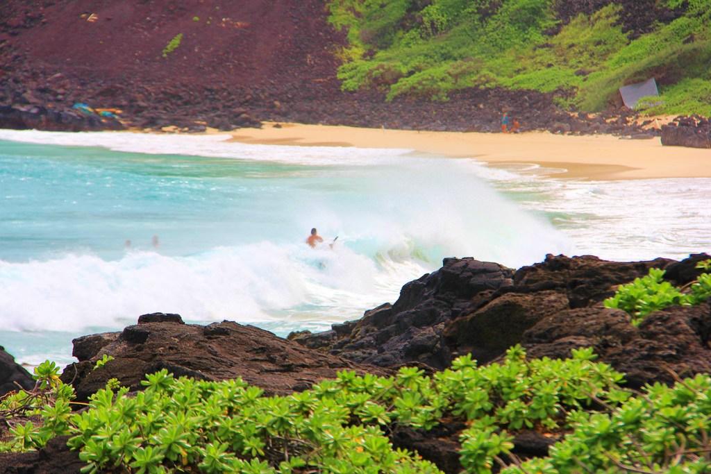 Beach, Hawaii, Taken by Diann Corbett, 02/2015.