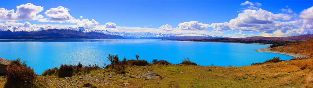 Lake Pukaki, New Zealand - Taken by Diann Corbett - 09/2014.