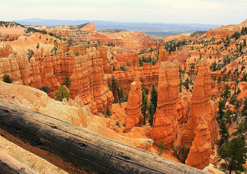 Bryce Canyon National Park, Utah - Taken by Diann Corbett, 05/2013.