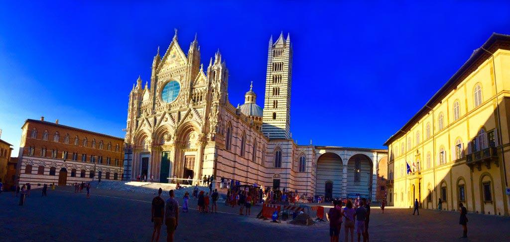 Siena Cathedral, Siena, Italy - Taken by Diann Corbett, 09/2015.