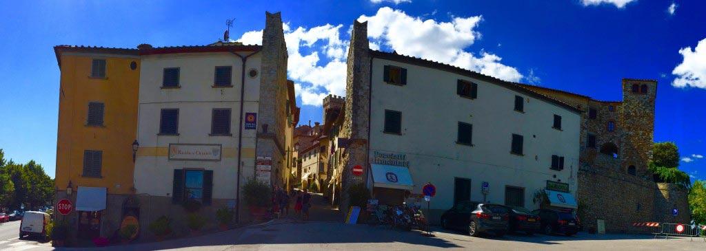 Raddi di Chianti, Tuscany, Italy - Taken by Diann Corbett, 09/2015.