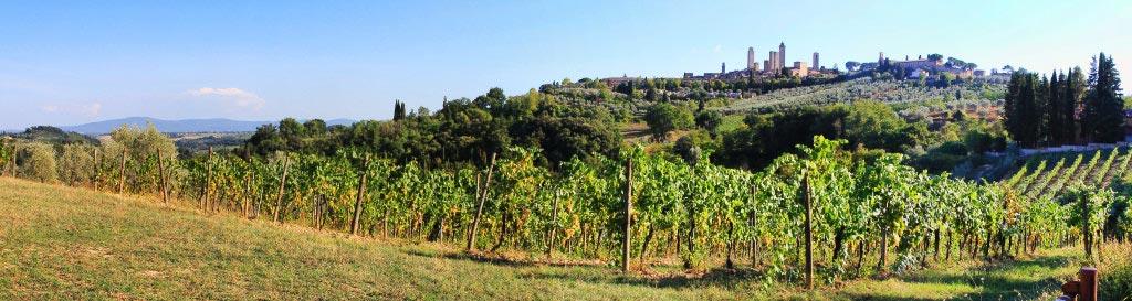 San Gimignano, Tuscany, Italy - Taken by Diann Corbett, 09/2015.