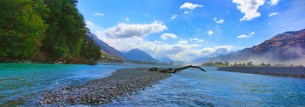 Jet Boat, Dart River, New Zealand - Taken by Diann Corbett, 09/2014