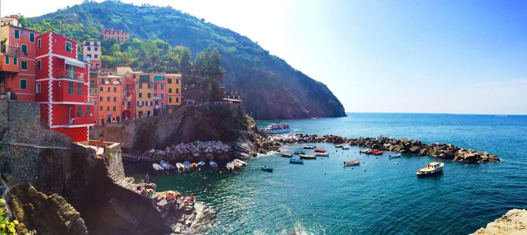 Riomaggiore, Cinque Terre, Italy - Taken by Diann Corbett, 09/2015.
