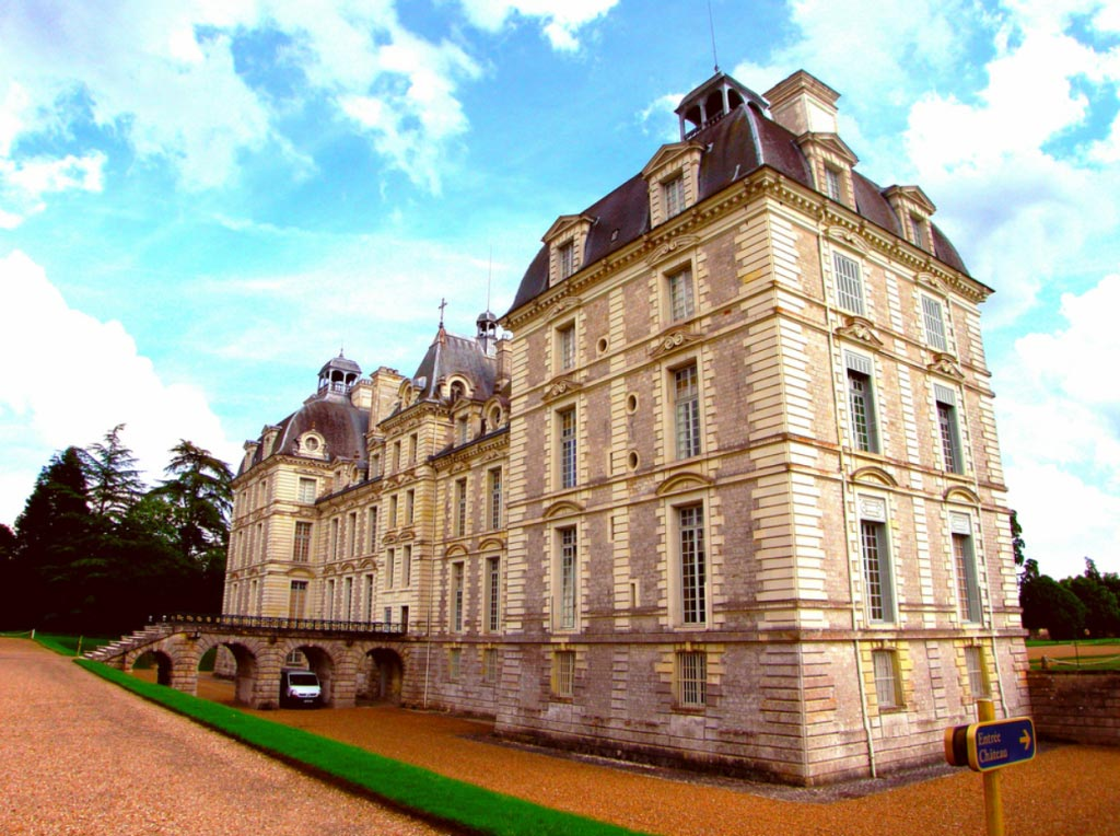 Château de Cheverny, Loire Valley, France - Taken by Diann Corbett, 05/2009