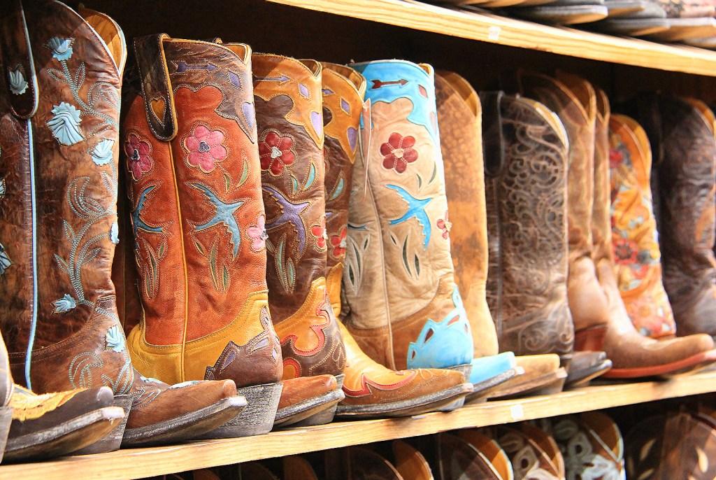 Cowboy Boots, SOCO, Austin, TX - taken by Diann Corbett, 12/2015.