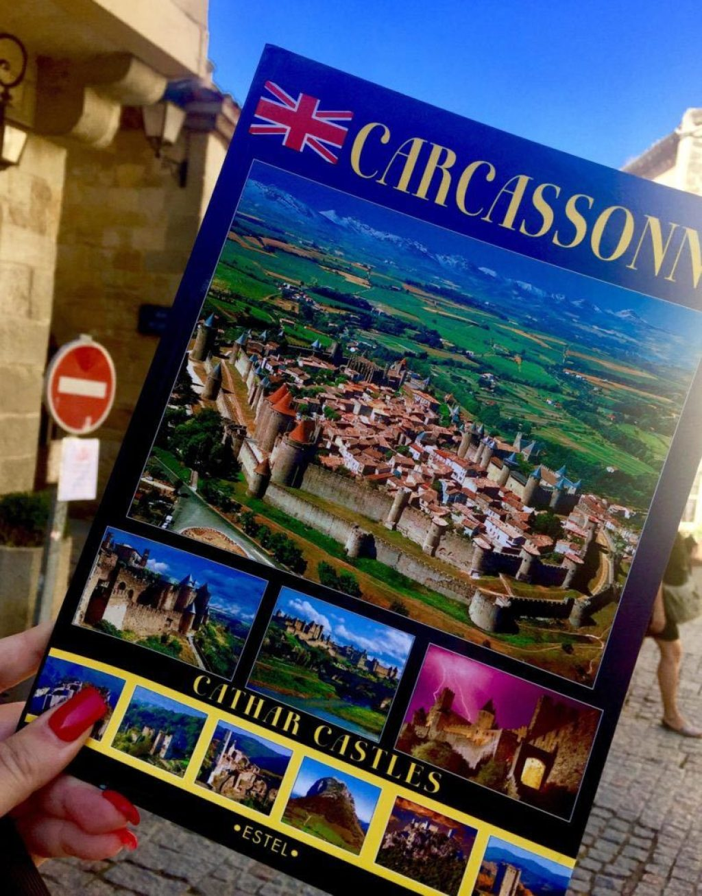Carcassonne Guide Book