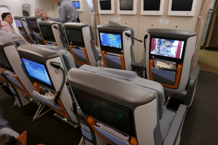 La classe Premium de Singapore Airlines est désormais disponible depuis et vers Paris