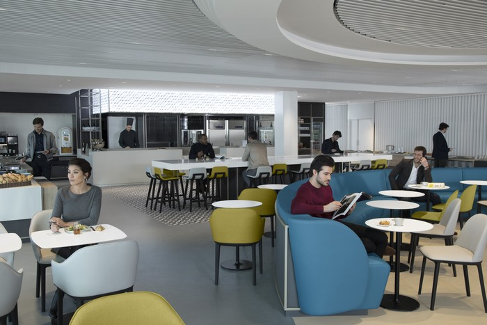 ParisCDG  un nouveau salon Air France pour le business travel