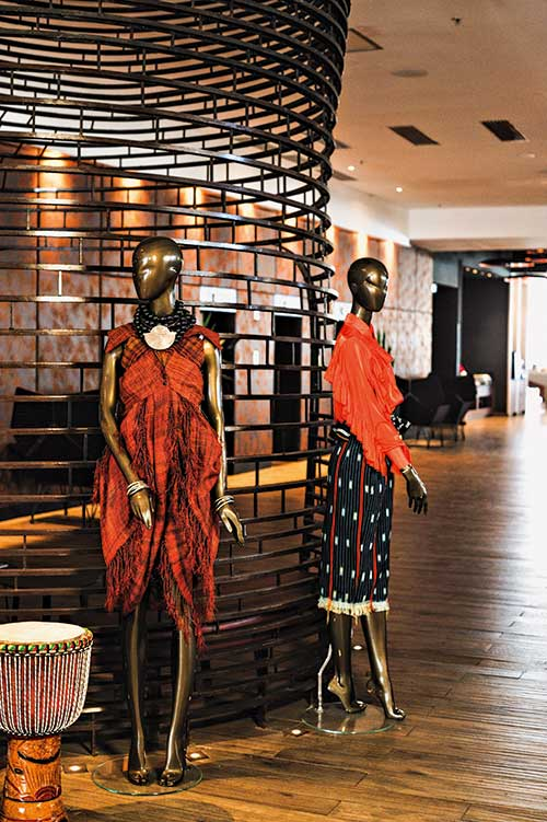 Alliant business et détente, le Hilton Ndjamena propose tous les éléments du resort urbain.© Pullman Dakar Teranga