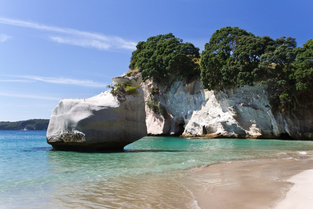 Cathedral Cove - 2