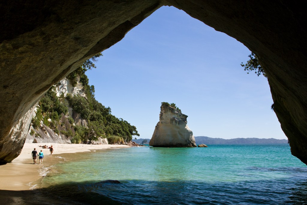 Cathedral Cove - 3