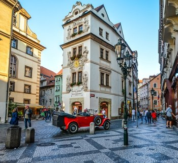 Prague république tchèque