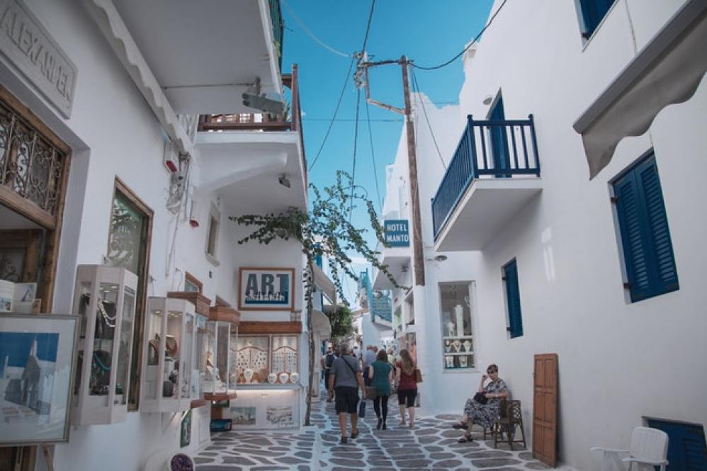 séjour Athènes