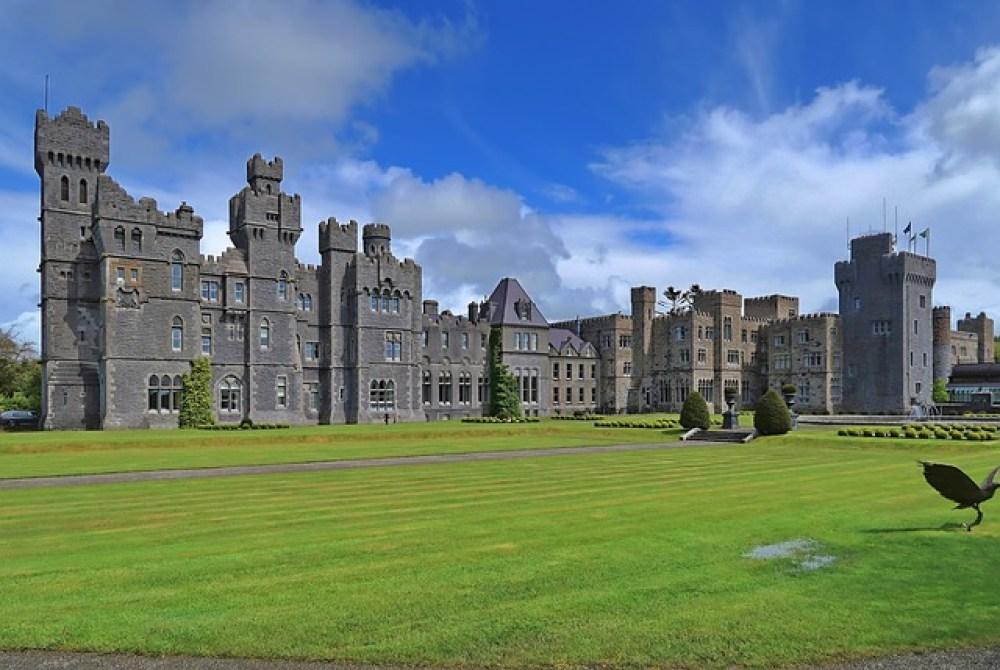 VOYAGE EN IRELAND Galway