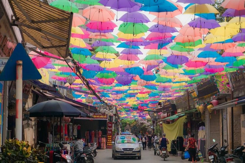 vol pas chère à Hanoï