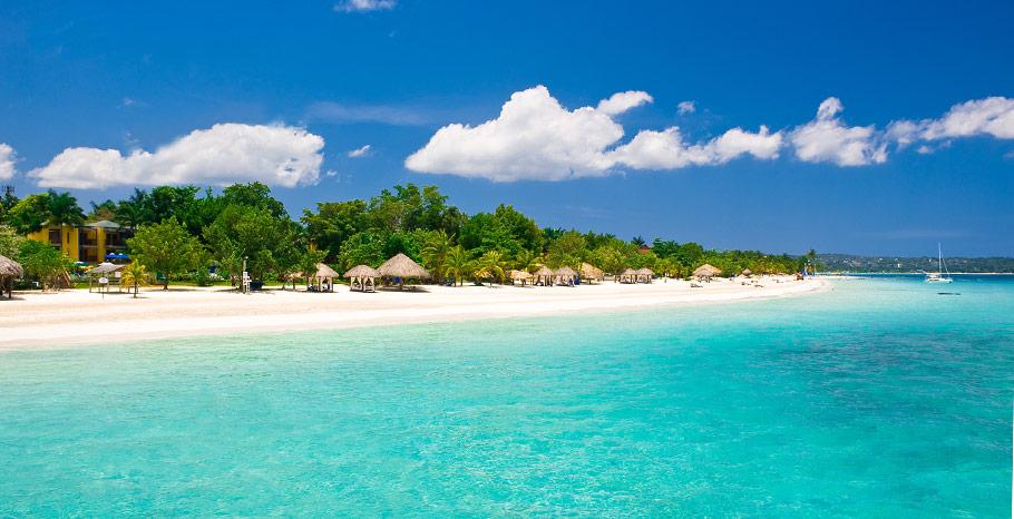 BEACHES NEGRIL  Voyages Destination