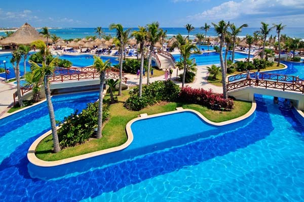 Luxury Grand Bahia Principe Akumal Riviera Maya Mexico