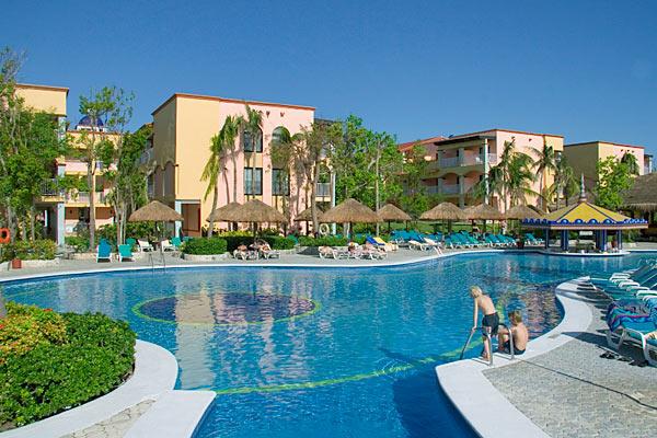 Riu Yucatan Riviera Maya Mexico Vacation Packages