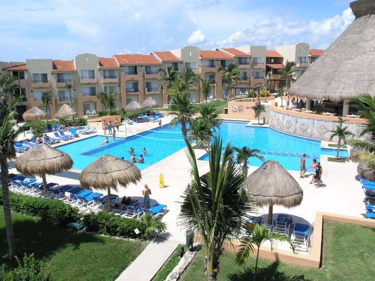 Viva Wyndham Azteca Riviera Maya Mexico Vacation