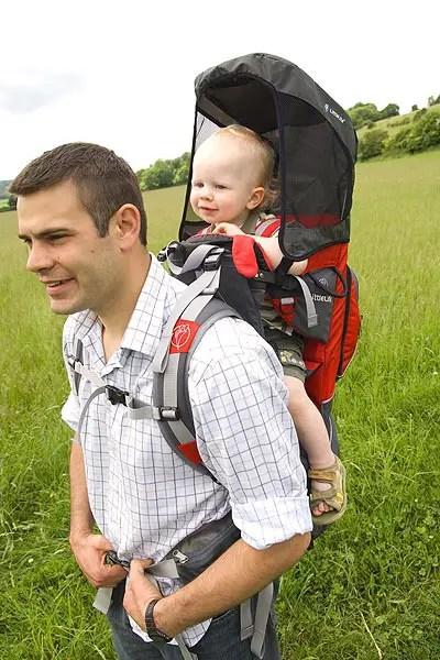 porte bebe de randonnee protection solaire little life sac a dos porte bebe