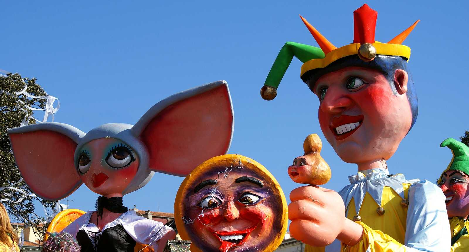 Carnaval de Nice et Fte du Citron  Voyages Remi