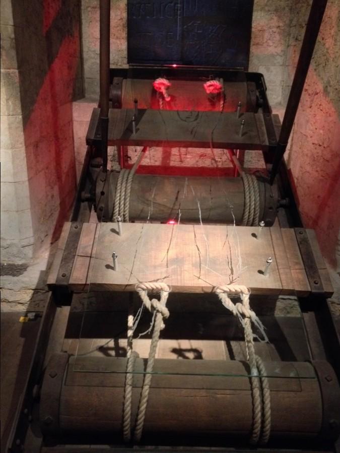 Torture instrument! - London, England