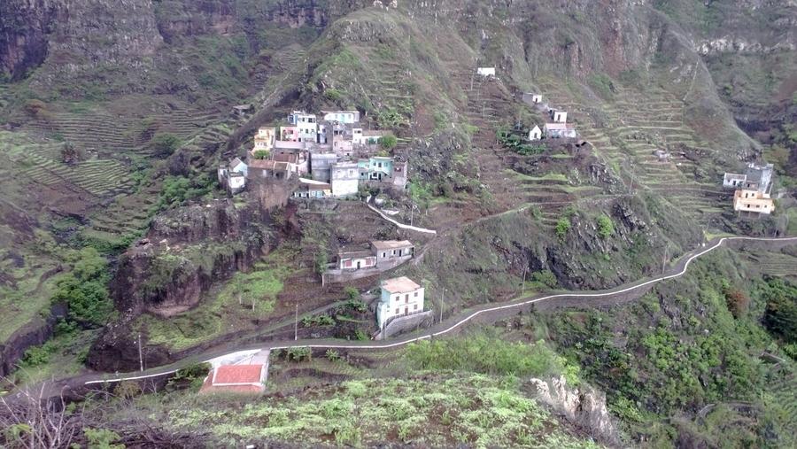 Fontainhas - Santo Antão, Cape Verde