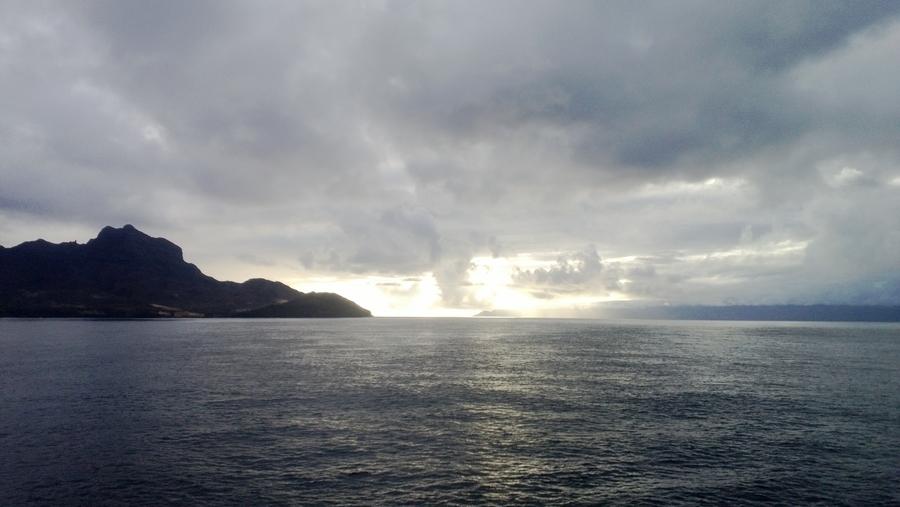 View of the ocean - São Vicente, Cape Verde