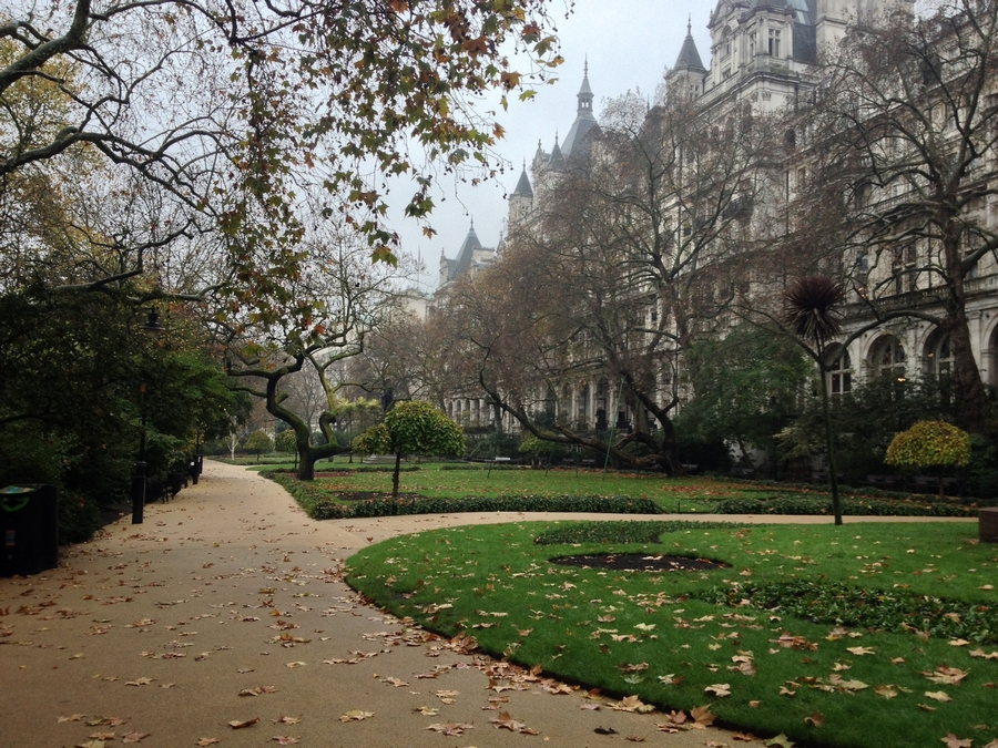 Whitehall Gardens - London, England