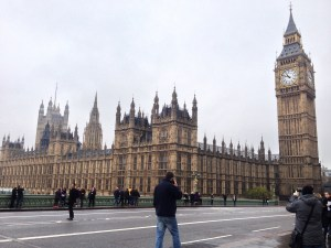 Big Ben et le House of Parliament - Londres, Angleterre