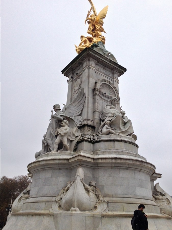 Victoria Memorial - Buckingham Palace, Londres, Angleterre