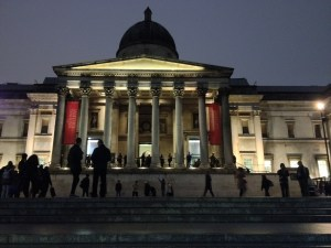 La National Gallery - Londres, Angleterre
