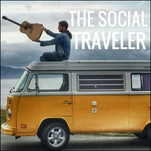 The social traveler