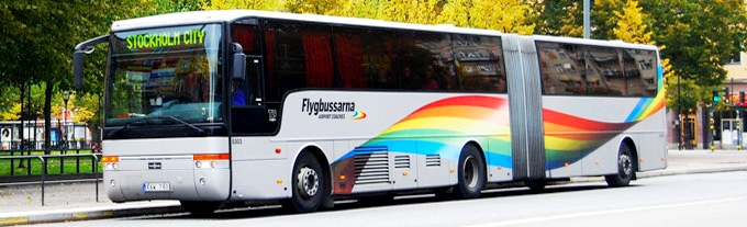 Bus Flygbussarna