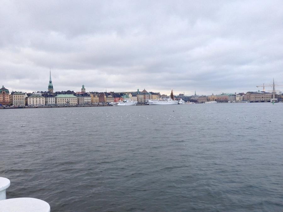 Stockholm bay - Sweden