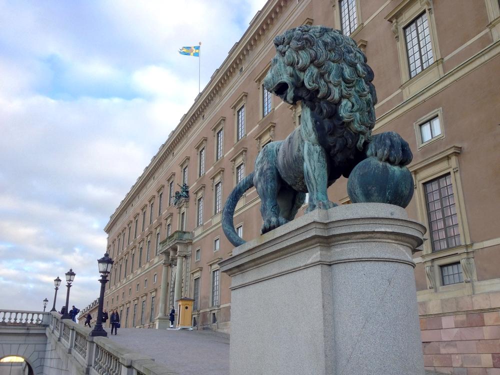 Royal Palace - Stockholm, Sweden