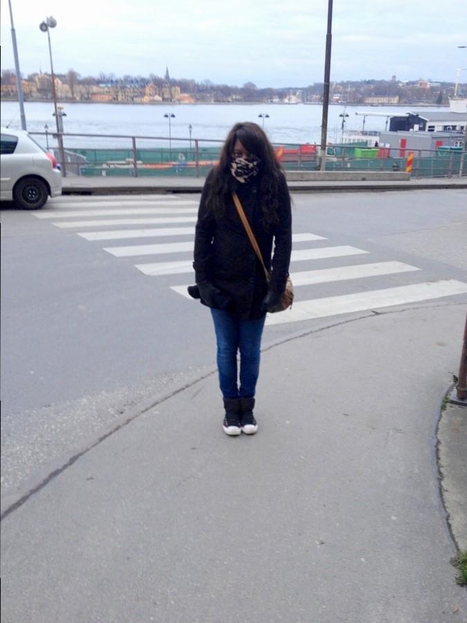 Freezing Nath - Stockholm, Sweden