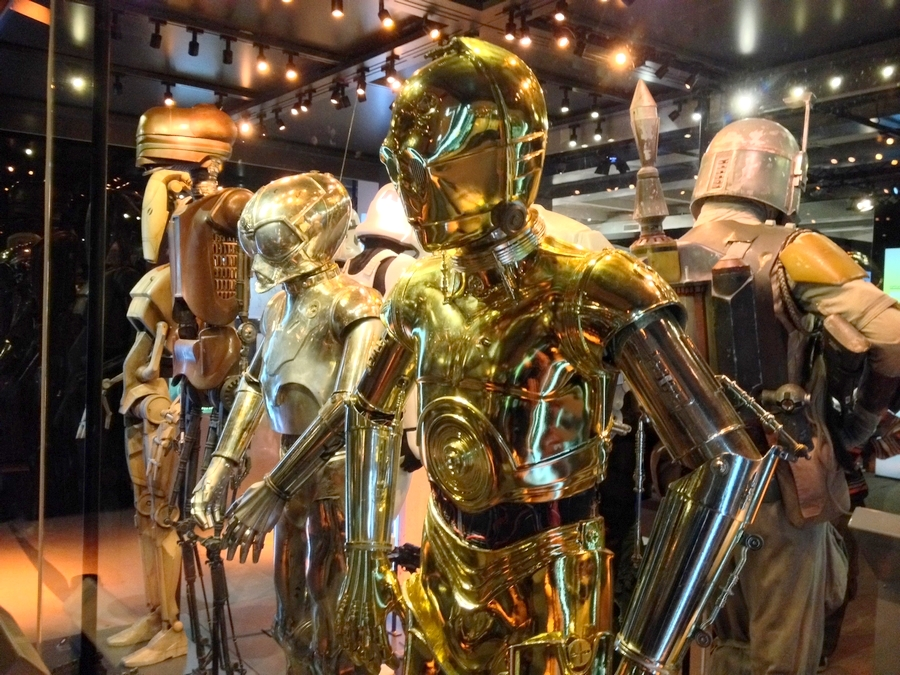 Costumes de robots - Star Wars Identities, Lyon, France