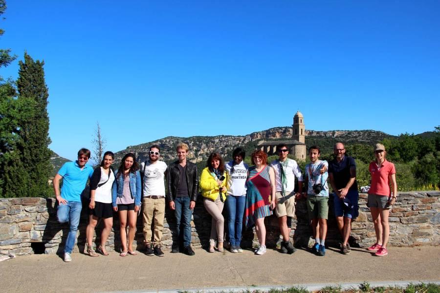 Photo de groupe - Bastia, Corse