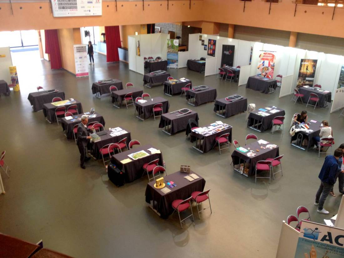 Travel bloggers convention - Ajaccio, Corsica