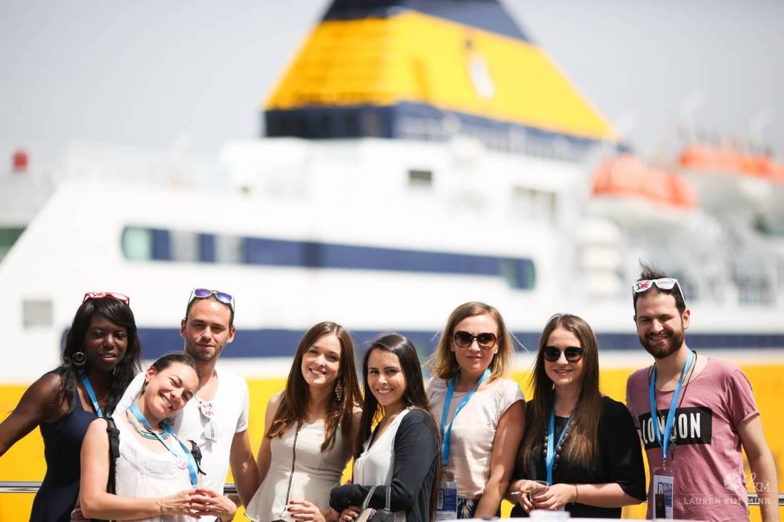 Bloggers - Ajaccio, Corsica