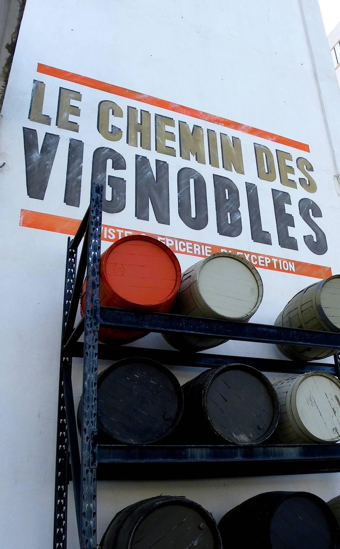 Le Chemin des Vignobles - Ajaccio, Corsica