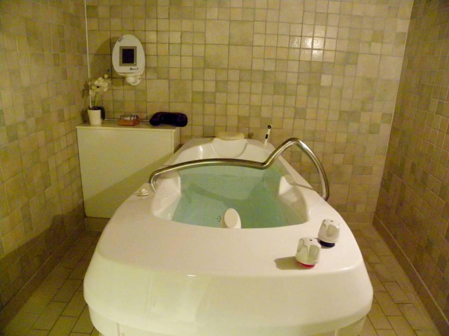The spa - Porticcio Sofitel hotel, Corsica