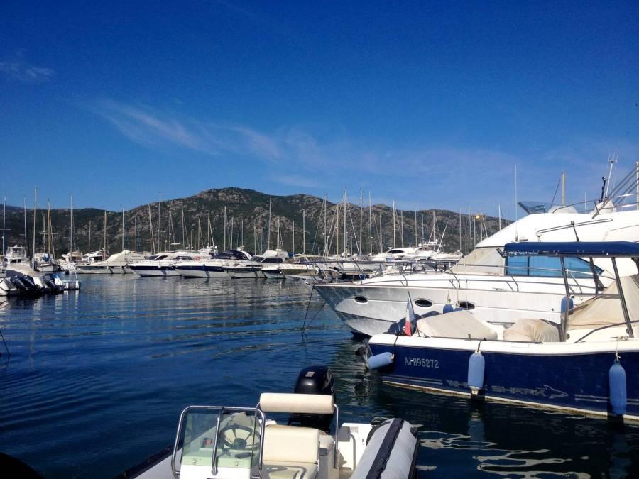 Saint-Florent harbour - Corsica