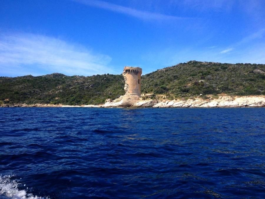 Boat ride - Corsica
